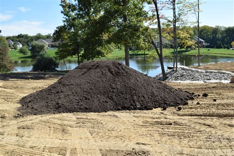 Planter Soil by Planters Mix Indianapolis Bulk Soil Landscaping