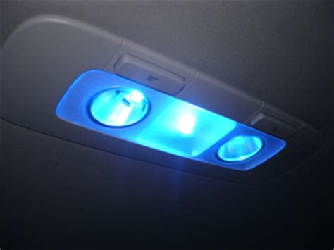 Car Interior Lighting Guide How To Install Volkswagen Mk5 Gti Led Interior Map Lights