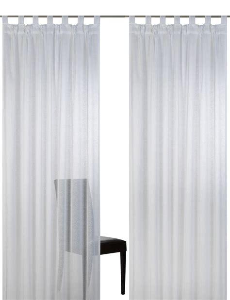 loop curtains loop curtain elbersdrucke effecto 00 semi transparent