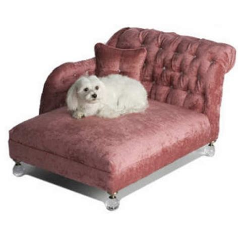 dog couch bed hepburn pink dog sofa bed designer dog beds bowwowsbest