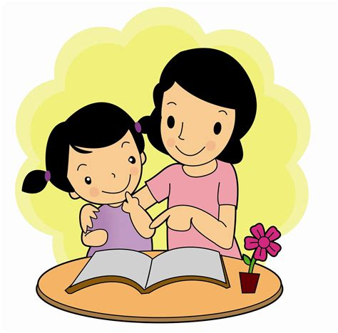 gambar kartun review ebooks