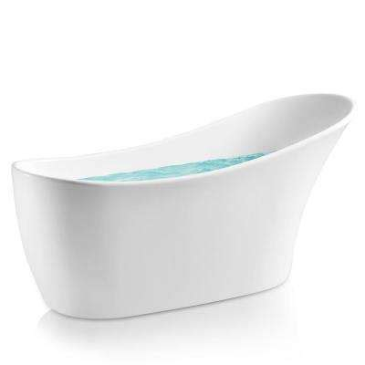 home depot freestanding bathtubs akdy freestanding bathtubs bathtubs the home depot