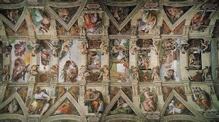 Ceiling Of The Sistine Chapel By Michelangelo by Smarts 4 Michelangelo S Sistine Chapel Ceiling