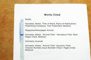 How To Cite Sources In An Essay by How To Cite An Author In Mla Format 5 Steps With Pictures