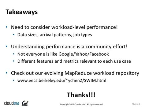 repository pattern performance hadoop world 2011 hadoop and performance todd lipcon