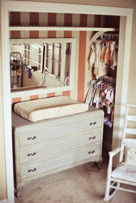 Where To Put Clothes Without A Dresser by 25 Best Ideas About Crib In Closet On Storing Baby Clothes Baby Boy And Baby Rack
