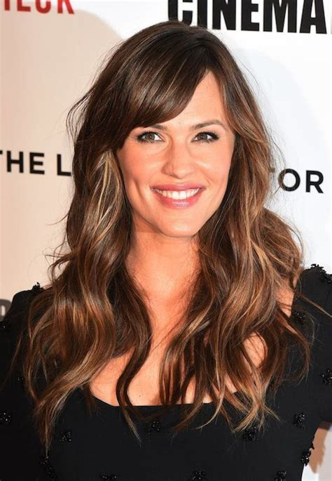 women brown hair acters jennifer garner hairstyles hair color 31 gorgeous ideas