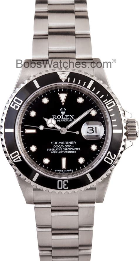 rolex 16610 save up to 50 on submariner watches