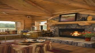 Home interior design living rooms with stone fireplace housegarden