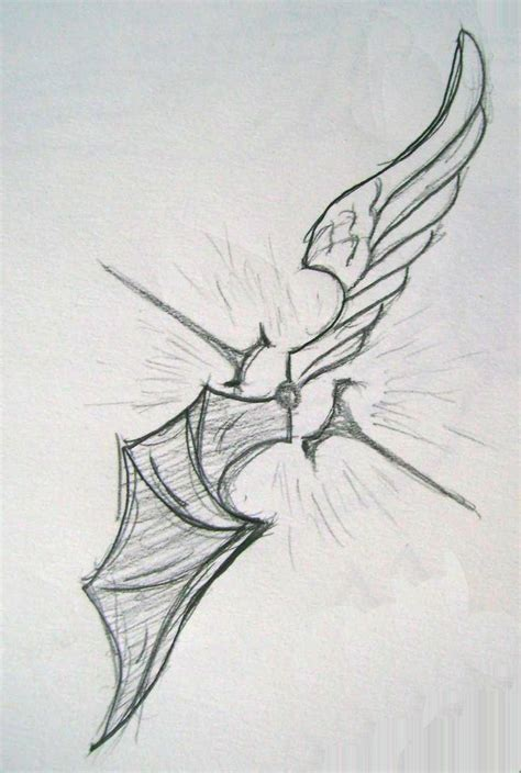 devil wings tattoo designs 1000 ideas about on