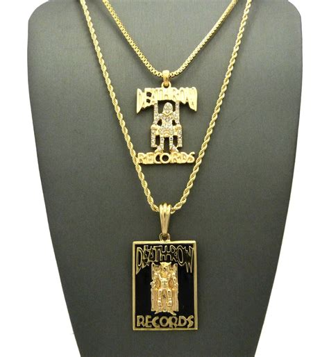 Row Records Phone Number Gold Plated Row Records Pendant Datnewice