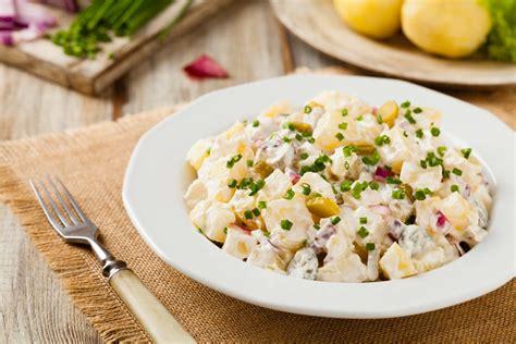 membuat salad buah untuk bumil cara membuat salad kentang untuk lebaran uzone