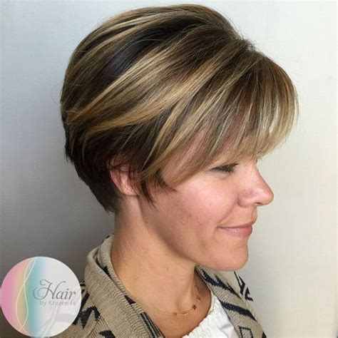 pictures of short one length haircuts 60 classy short haircuts and hairstyles for thick hair