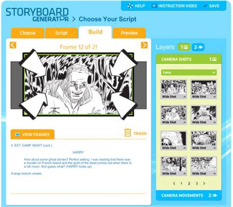 free online storyboard creator acmi generator storyboard generator museumsandtheweb com