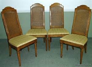 5819 drexel set 4 french dining room chairs ebay