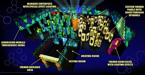 best layout laser 17 best images about laser tag arena ideas on pinterest