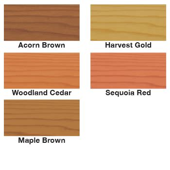 thompson water seal stain colors stains thompson s waterseal