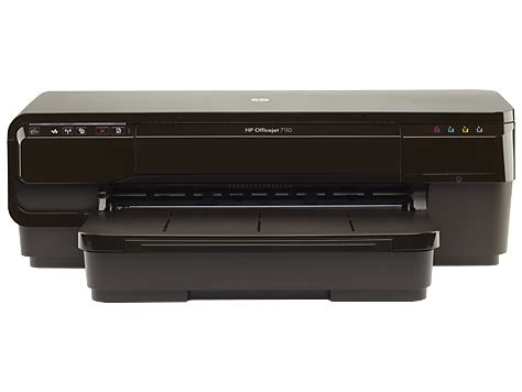 Printer Hp Officejet 7110 hp officejet 7110 wide format eprinter h812a drivers and