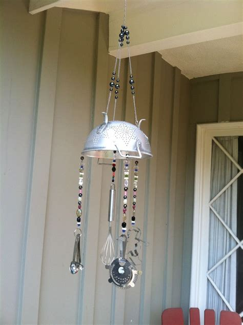 Handmade Wind Chime - 1000 ideas about wind chimes on wind
