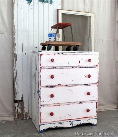 blue and white furniture 1000 ideas about distressed furniture on