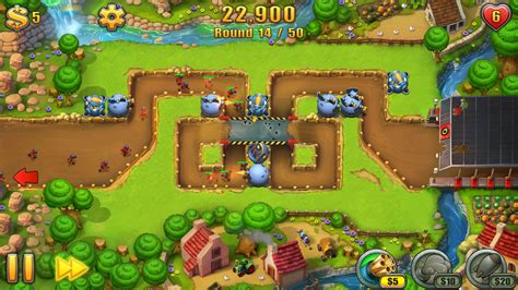 best tower defense android the best tower defense on android greenbot