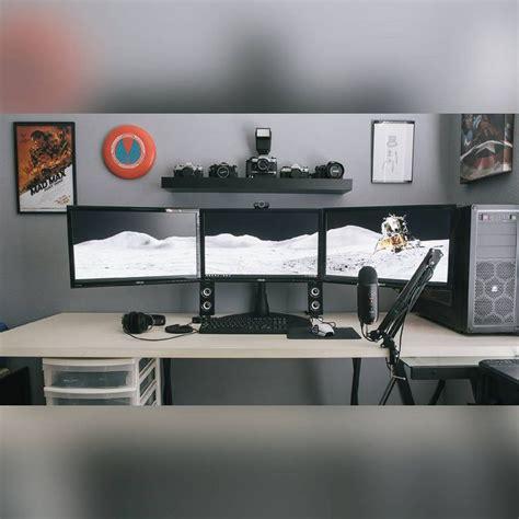 configuration pc bureau les 25 meilleures id 233 es concernant pc gaming setup sur