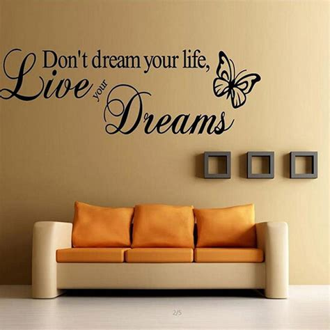 word wall stickers for bedrooms quote word decal vinyl home room decor art wall stickers