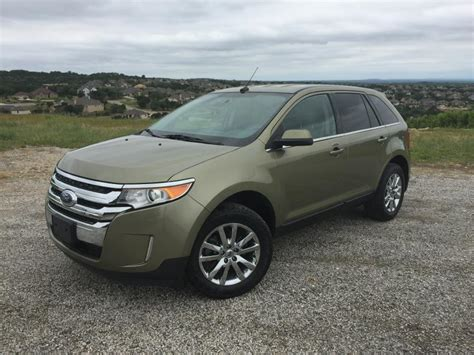 2013 Ford Edge Mpg by 2013 Ford Edge Limited 4dr Suv Ebay