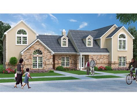 duplex plans that look like single family plan 021m 0018 find unique house plans home plans and
