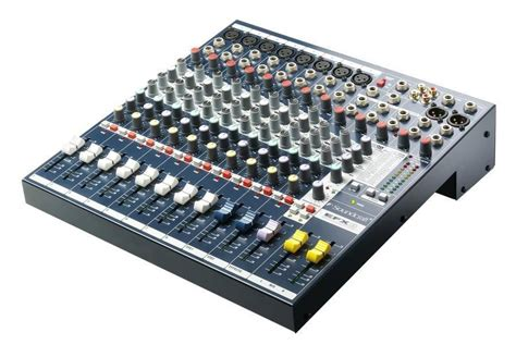 Mixer Audio Soundbest 8 Channel Mc 8 soundcraft efx8 8x2 channel mixer with lexicon effects mcquade musical instruments