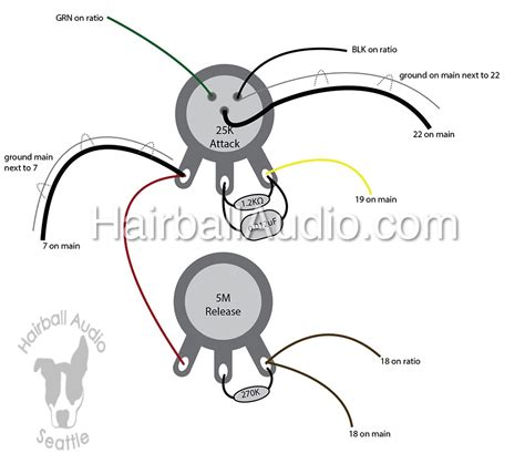 potentiometer wiring diagram 28 wiring diagram images