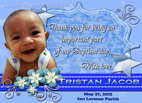 Baptismal Giveaways - prices christeningbaptismal giveaways renz creations party invitations ideas