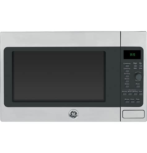 Convection Microwave Countertop by Ge Profile Series 1 5 Cu Ft Countertop Convection