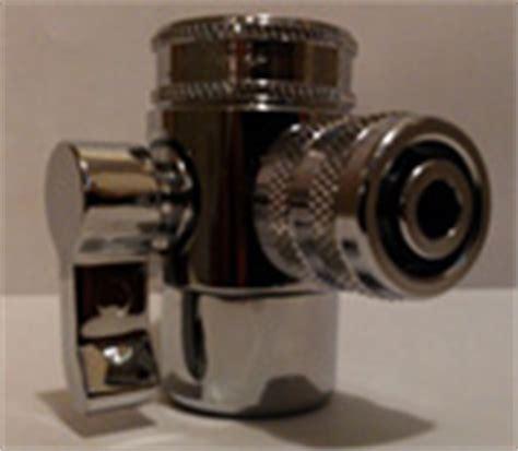 kangen water leveluk ionizer faucet diverter hoses and