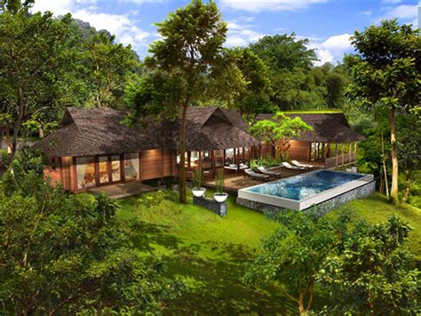 Bamboo House Design And Floor Plan by From Bali With Love Tropical House Plans From Bali With