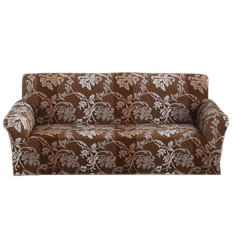 Printed Sofa Slipcovers Smileydot Us Printed Sofa Slipcovers