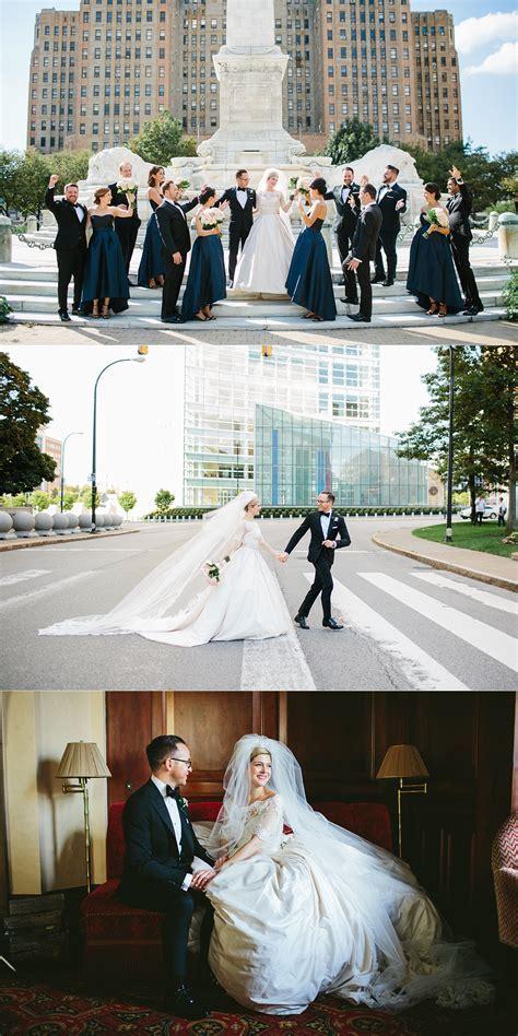 Buffalo Club Wedding   Buffalo NY Wedding Photographers