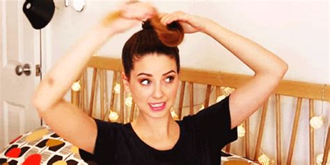 zoella quick hairstyles for school easy hairstyles hair hacks tips and tricks for lazy