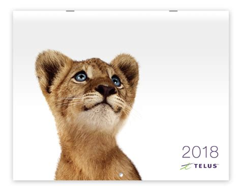 Telus Lookup Canada Telus Canada Free 2018 Calendar Now Available Canadian Freebies Coupons Deals