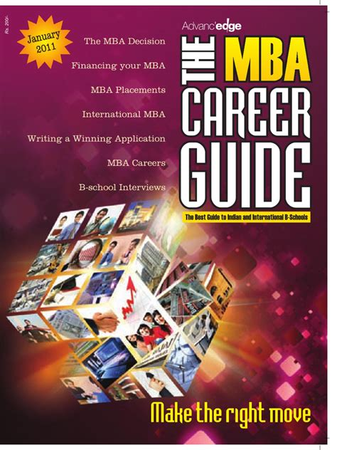 Mba In Advertising And Marketing In Mumbai by Mba Career Guide By Ims Publications Issuu