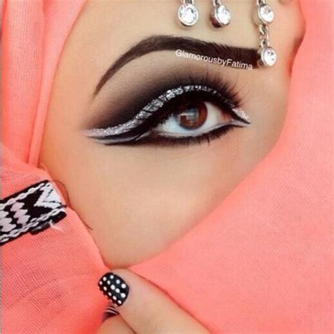 Eyeliner Arab 10 best arabian eye makeup tutorials with step by step tips