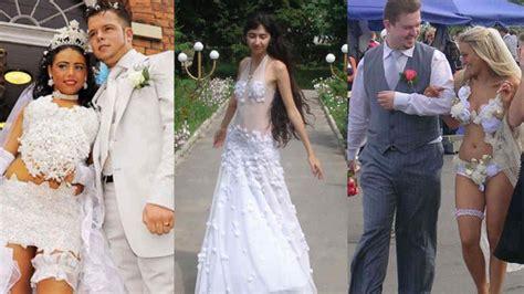 fotos vestidos de novia feos galer 237 a de fotos vestidos de novia tan feos que te