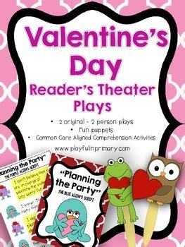 valentines day skits playful in primary teaching resources teachers pay teachers