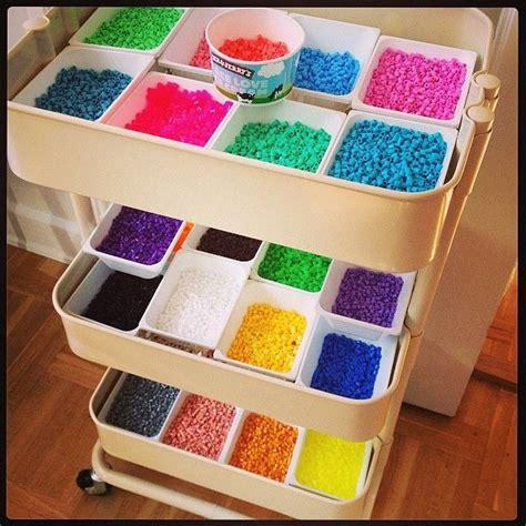 perler bead storage 1800 best bead storage and sudio s images on