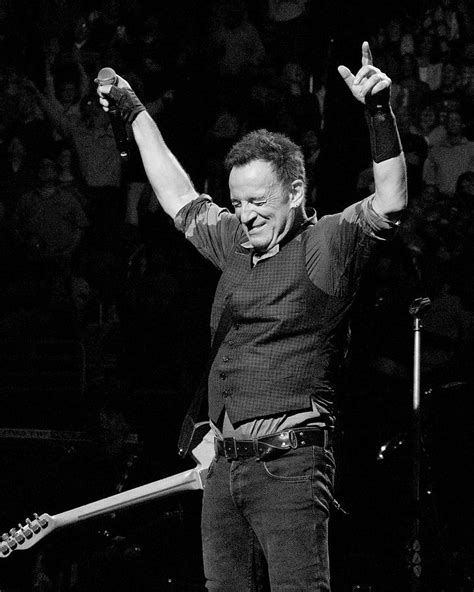 Journey To The Interior Bruce Ross bruce springsteen photograph by jeff ross