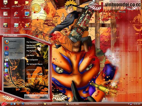download themes naruto windows xp naruto theme for xp by vinhxomdoi on deviantart