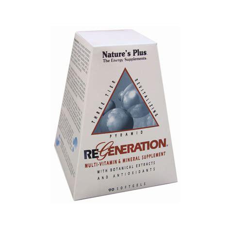 Nature S Plus Regeneration nature s plus regeneration multi vitamin mineral 90