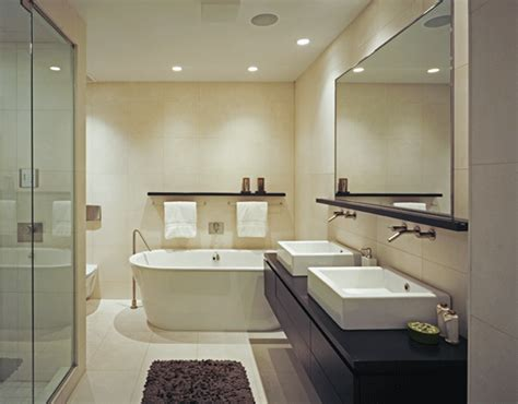 Idea Bathroom Modern Luxury Bathrooms Designs Nicez