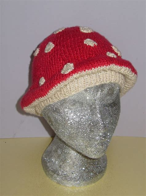 1000 images about pattern patter knitting crochet magic mushroom beanie hat knitting pattern by