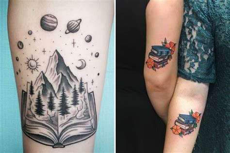 literary tattoo 10 literary tattoos that will you curled up with your
